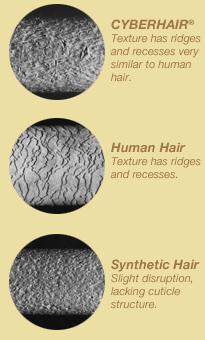 Cyberhair Comparison